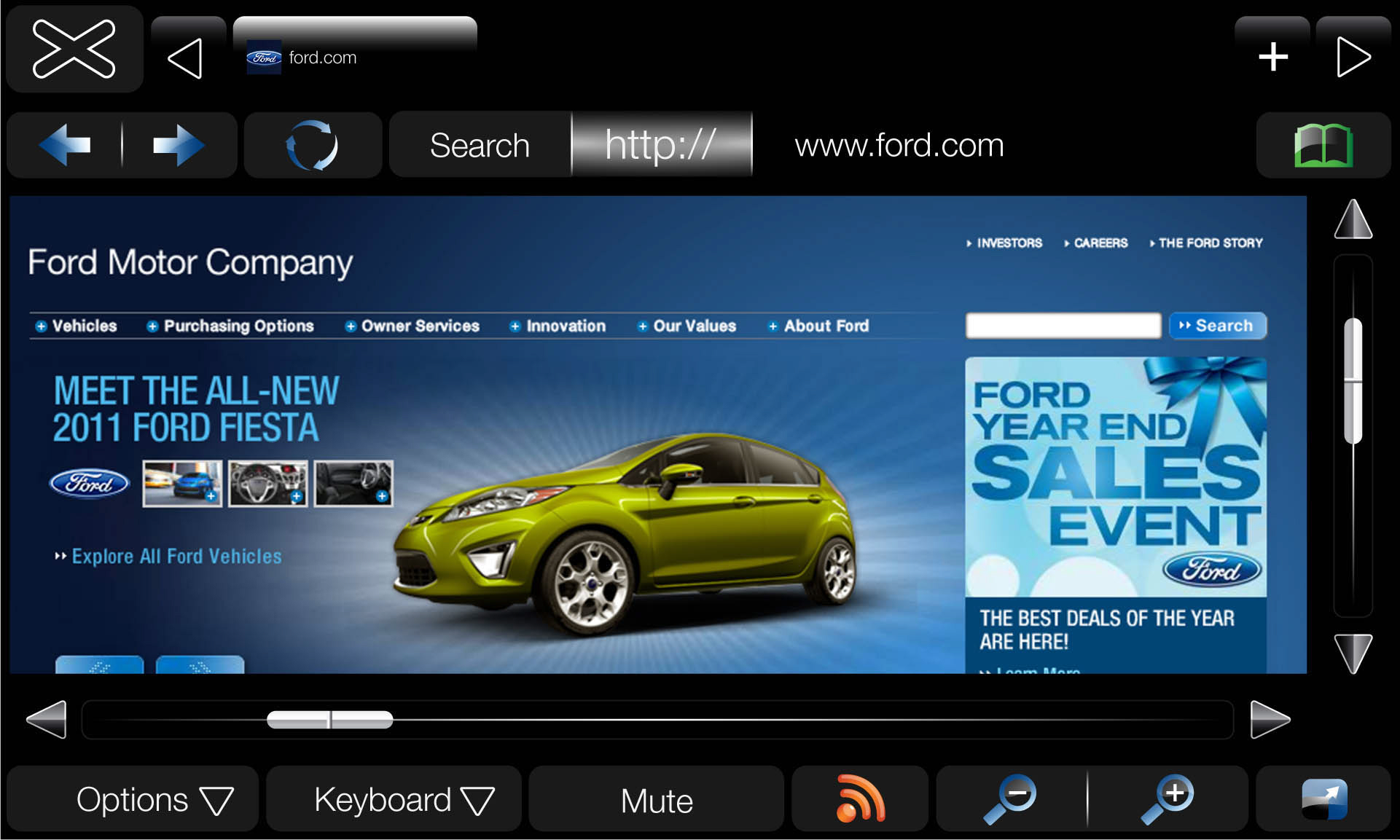 Technology In Your Car Is It Going Too Far Ford Tech