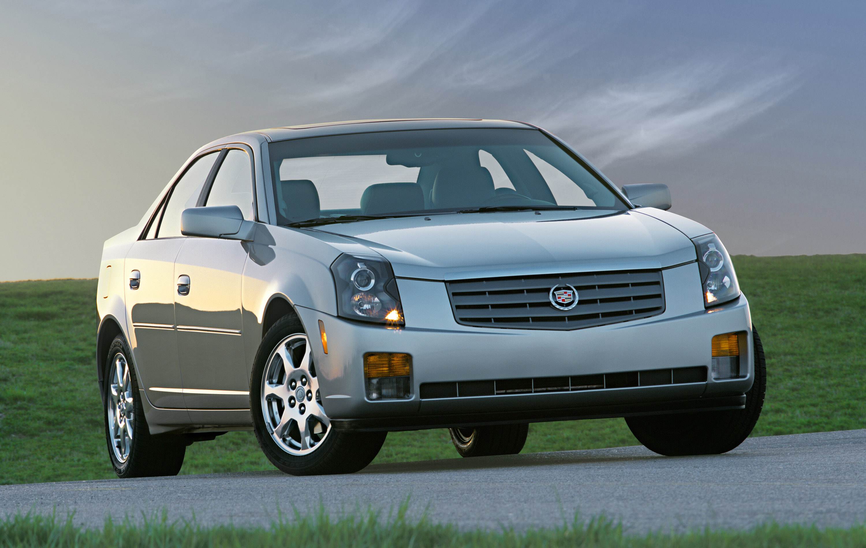 recall 2003 2007 cadillac cts road reality. Black Bedroom Furniture Sets. Home Design Ideas
