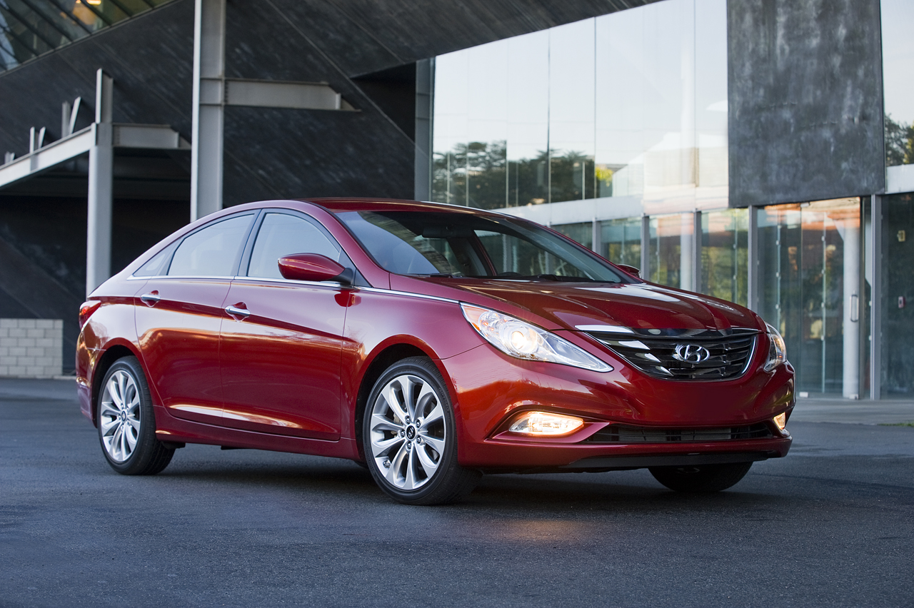 on the most popular midsize sedans � the Honda Accord and Toyota Camry.
