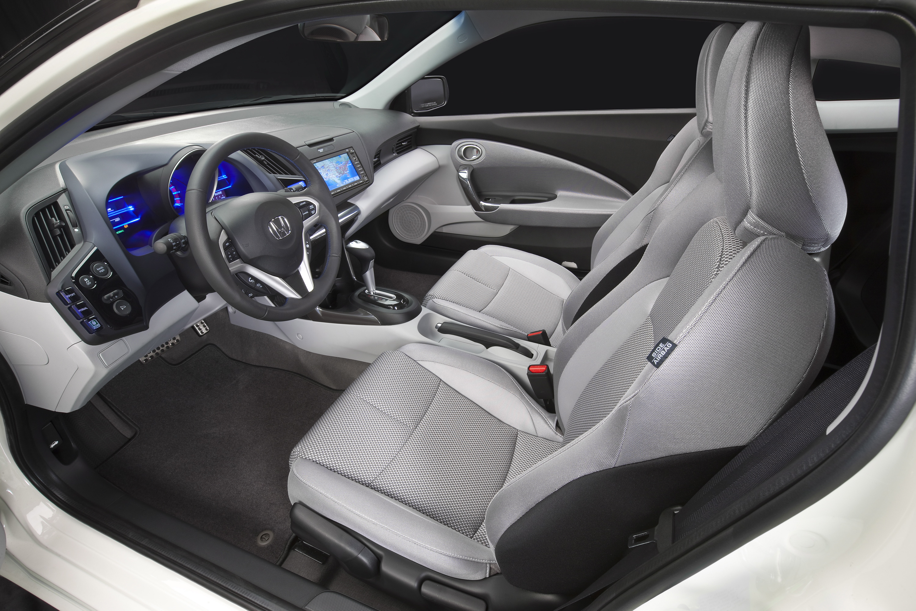 2011 Honda CR Z Interior