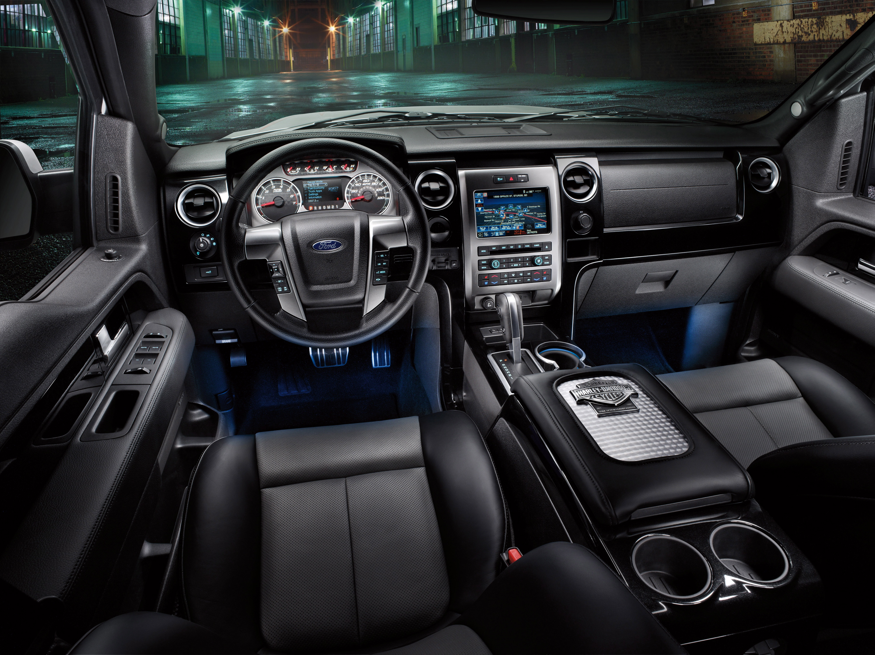 Ford announces 2011 HD-Edition F-150 with 6.2-liter V8 « Road Reality