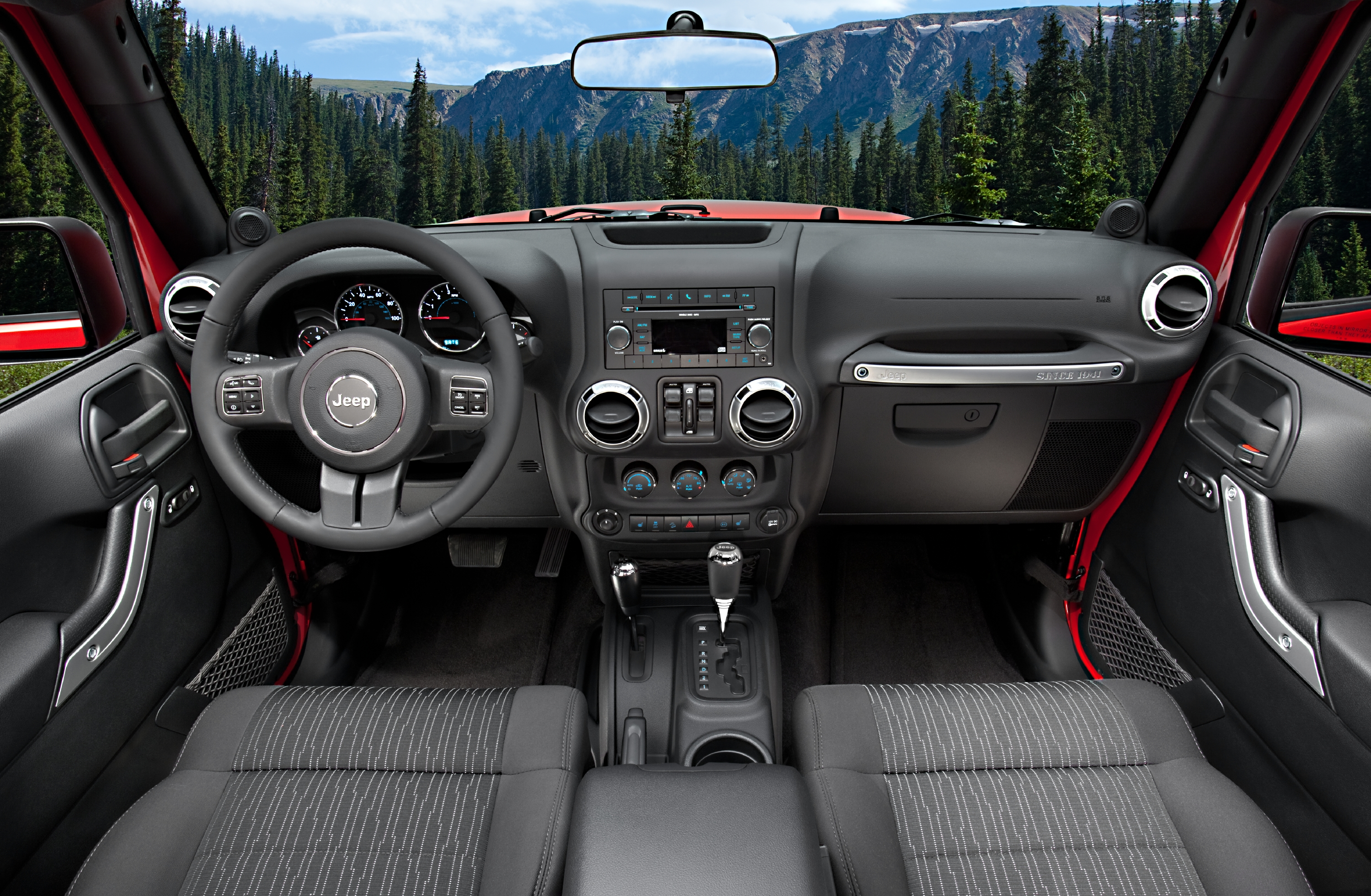 Awesome 2011 Jeep Wrangler Interior Photo Gallery