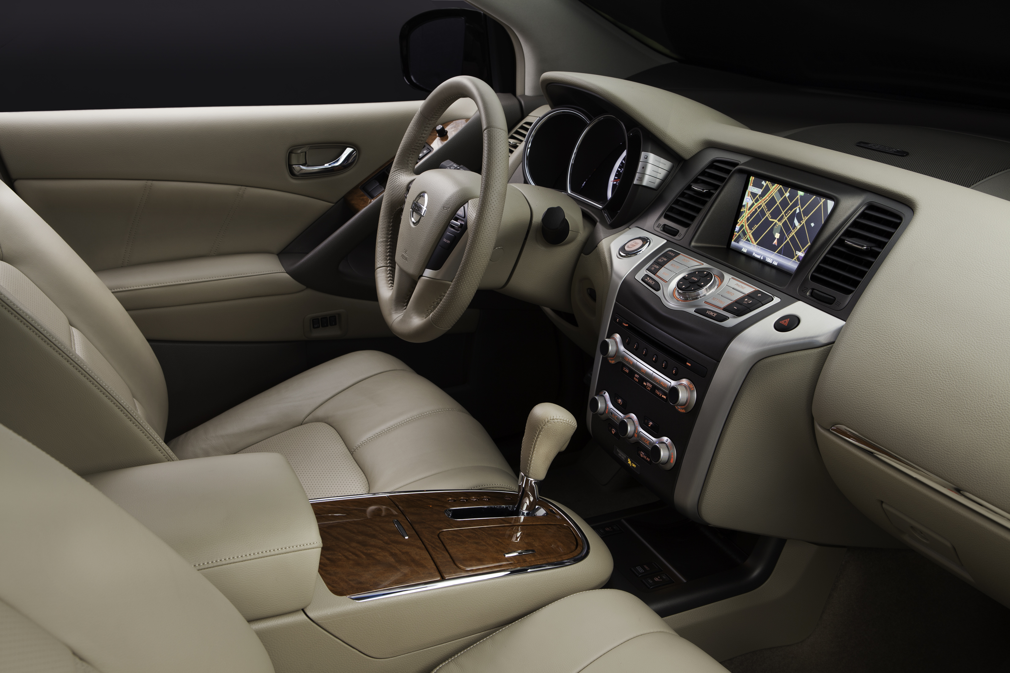 Announced 2011 nissan murano road reality by john suit source nissan vanachro Image collections