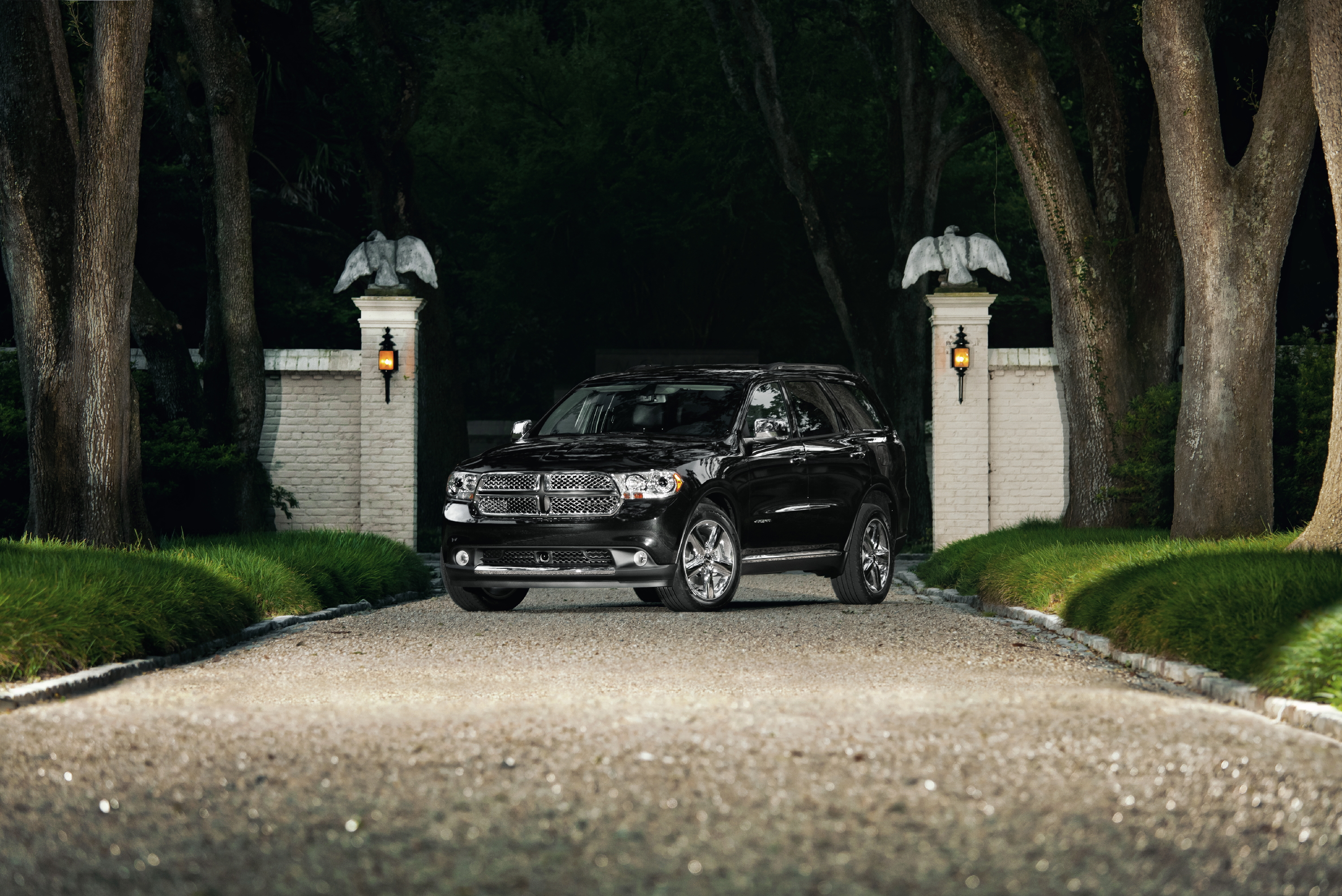 Unveiled 2011 Dodge Durango Road Reality Fuel Filter By John Suit