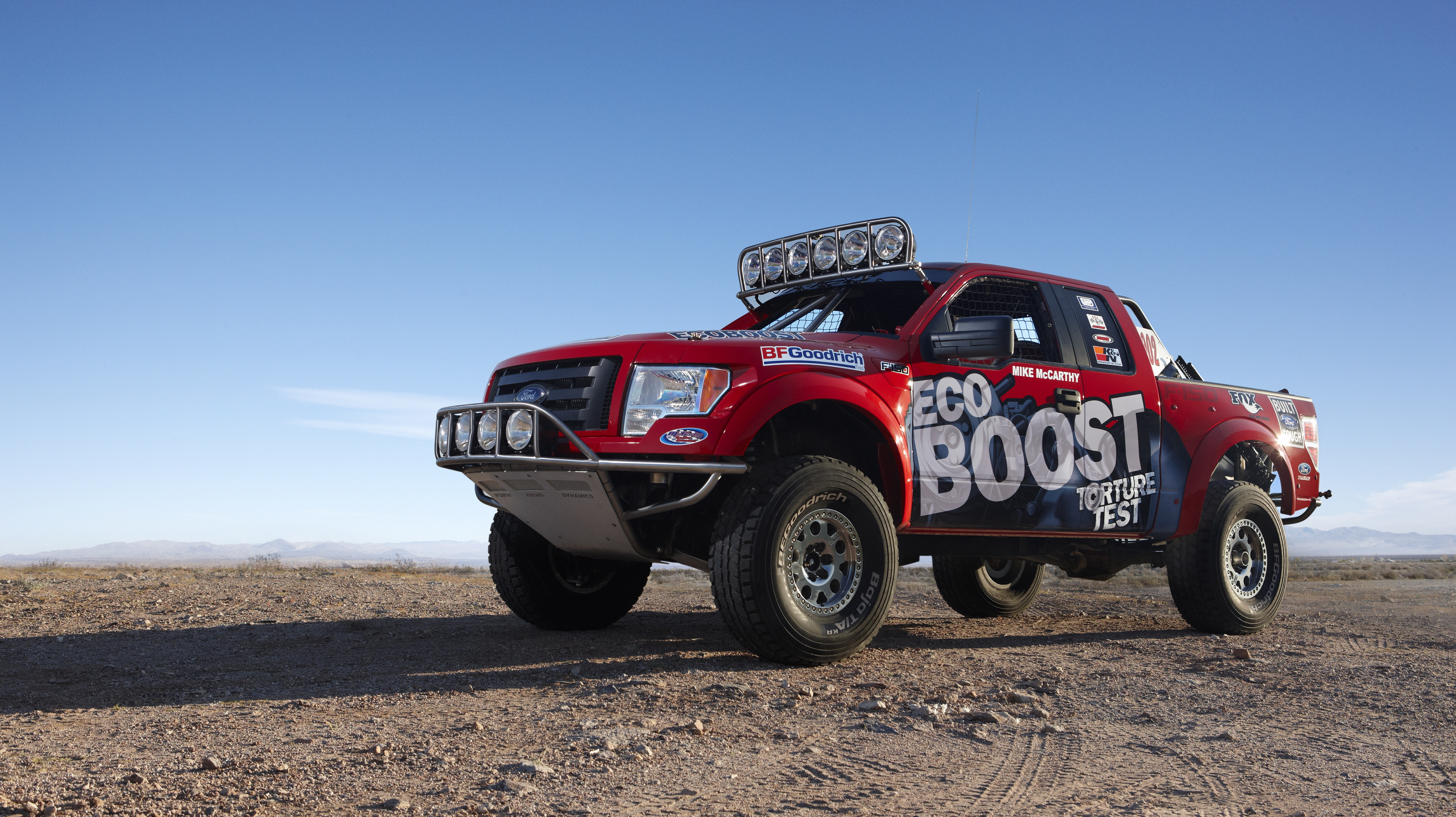 Baja 1000 ford f 150 for 1000 150
