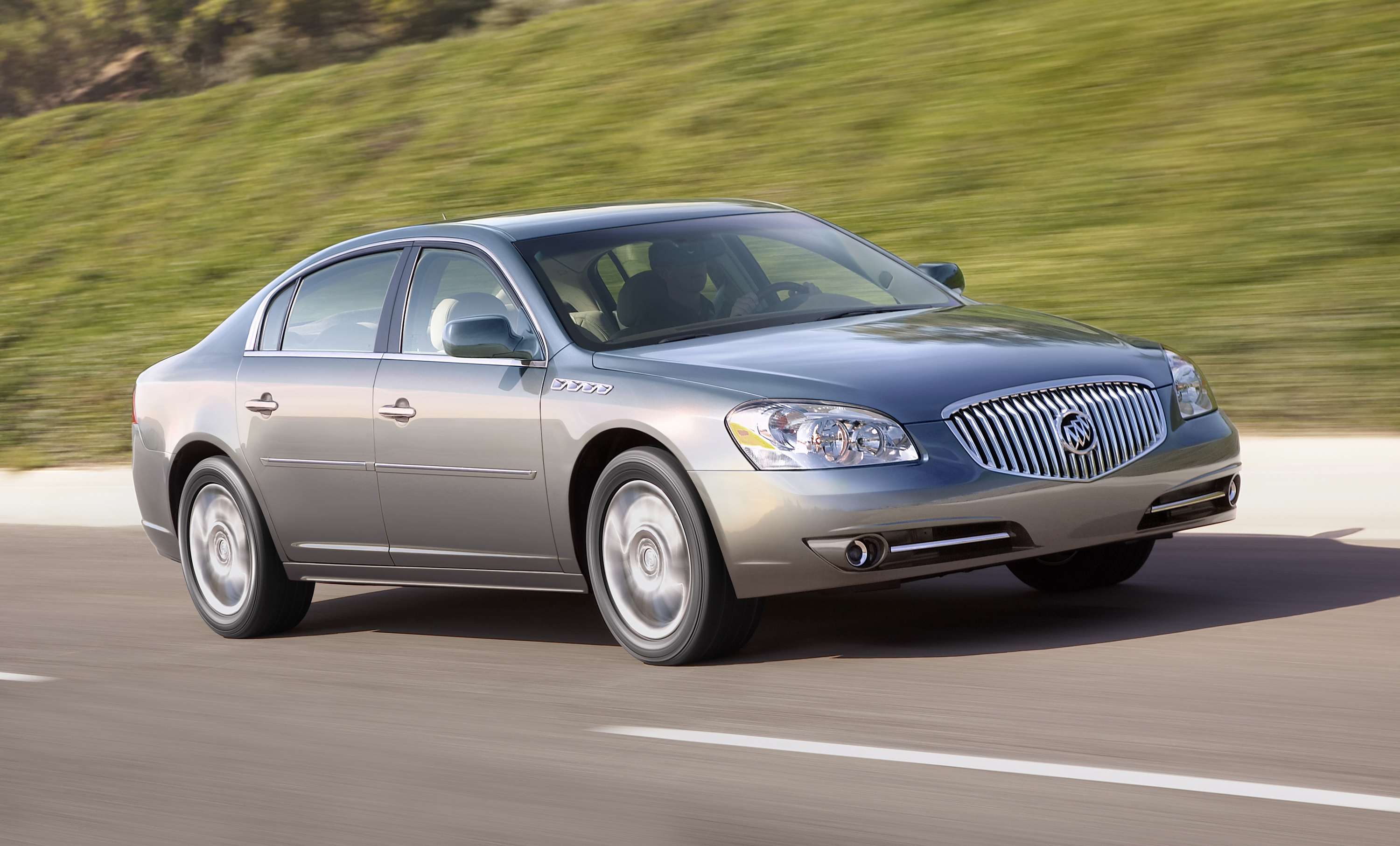 gm recalls buick lucerne cadillac dts for misplaced. Black Bedroom Furniture Sets. Home Design Ideas