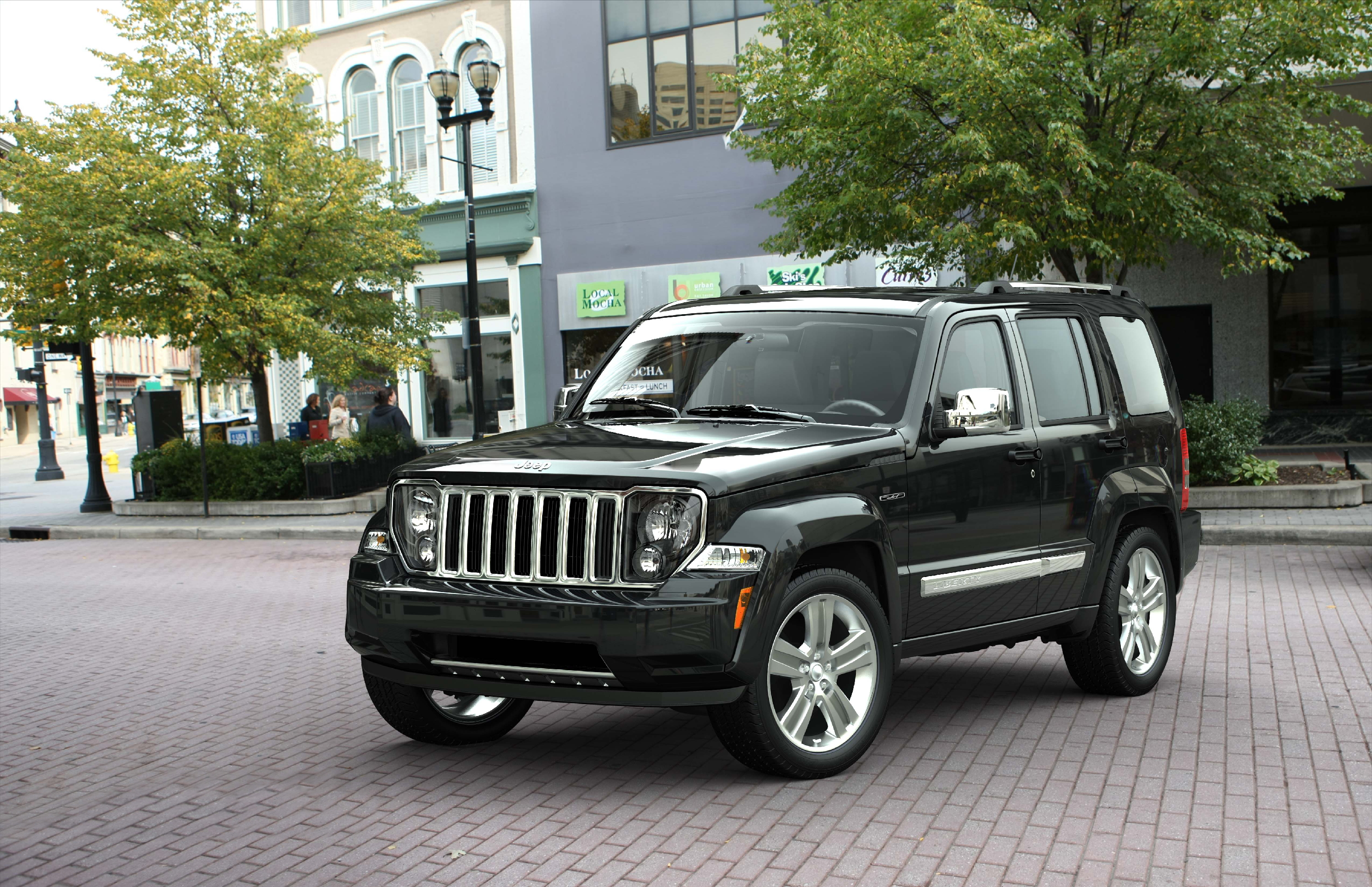 Jeep Grand Cherokee Liberty Get Premium Editions 171 Road