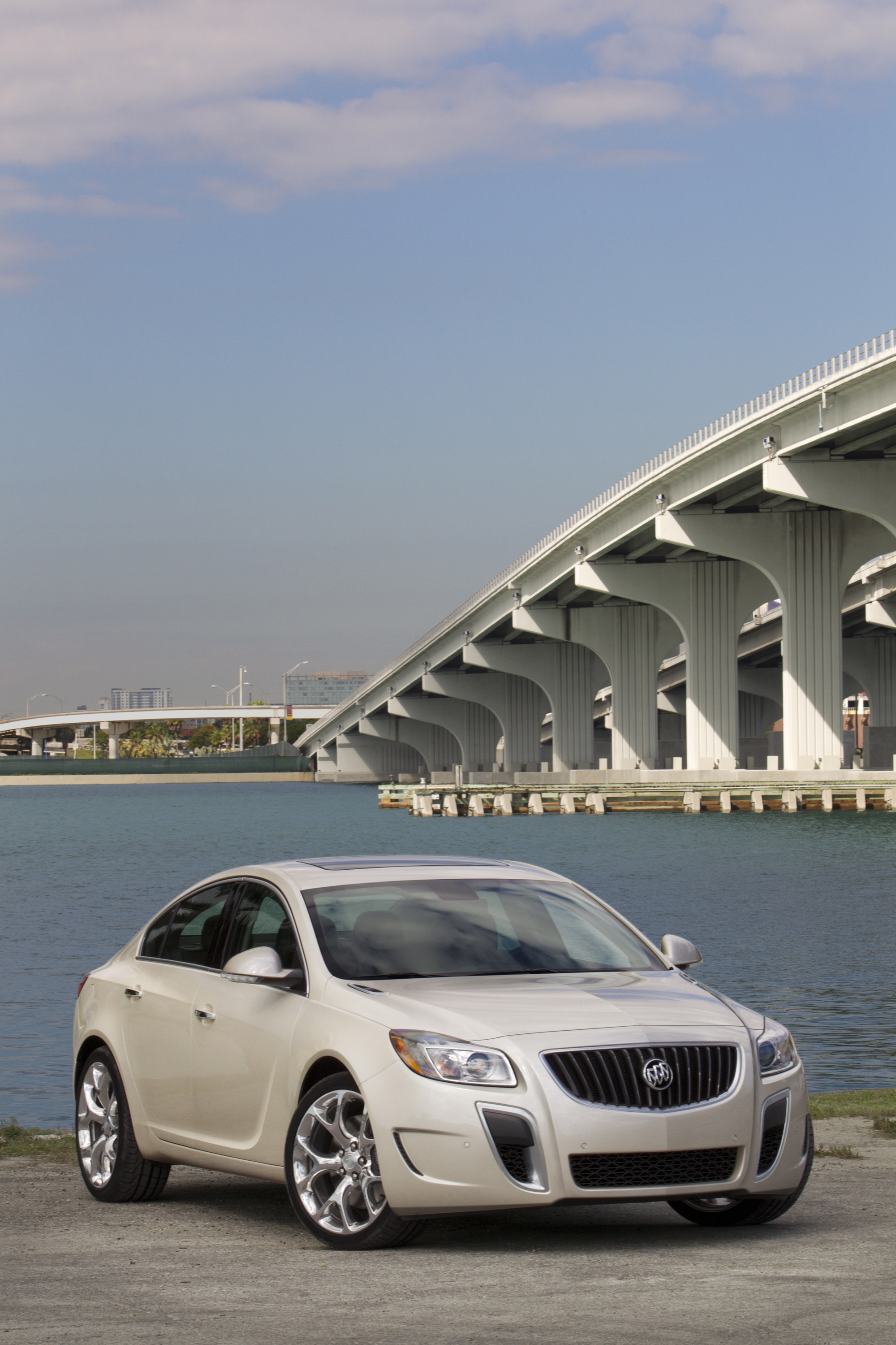 Officially Announced 2012 Buick Regal Gs 171 Road Reality