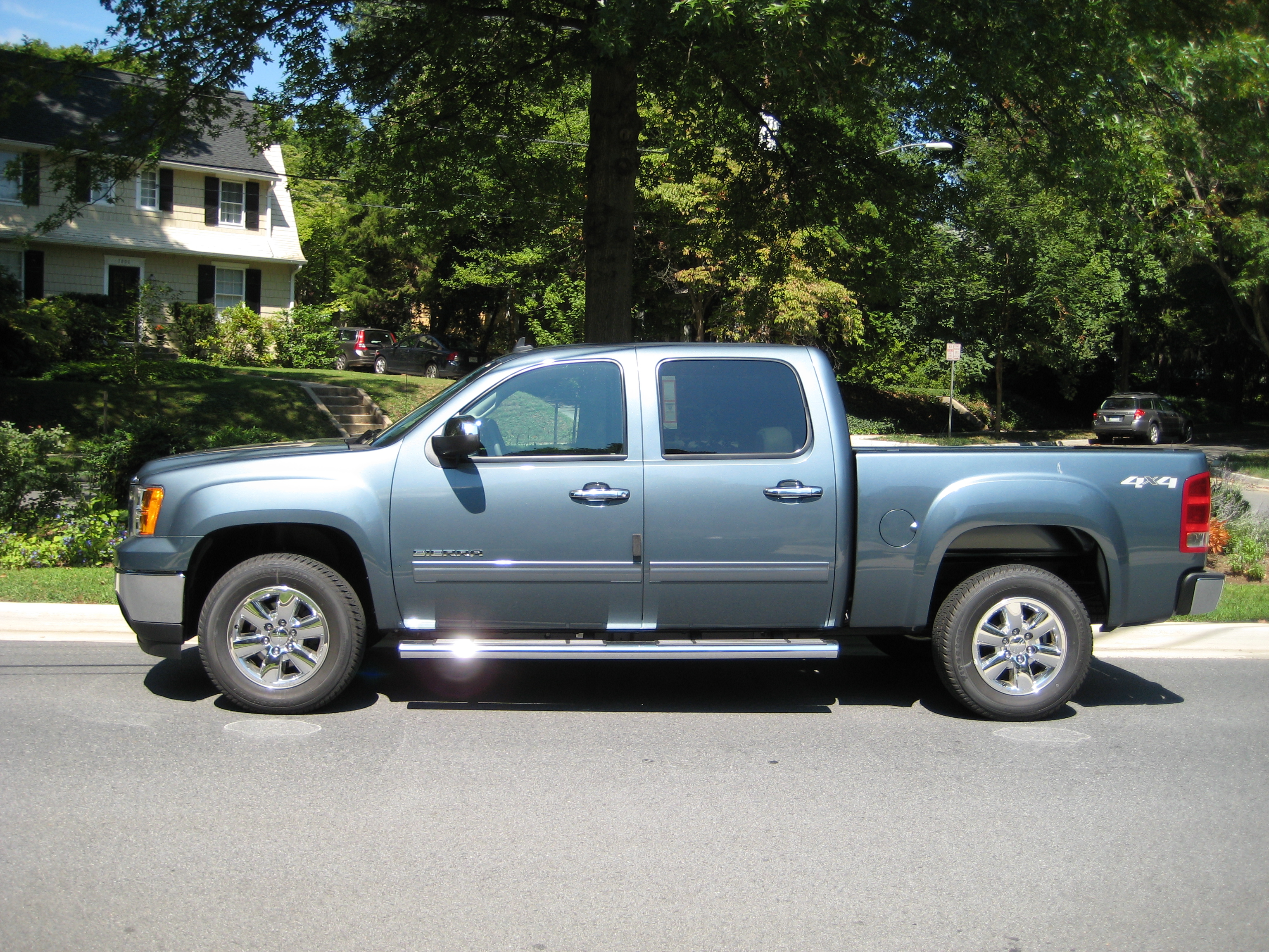 2011 Gmc Sierra 1500 - news, reviews, msrp, ratings with amazing ...