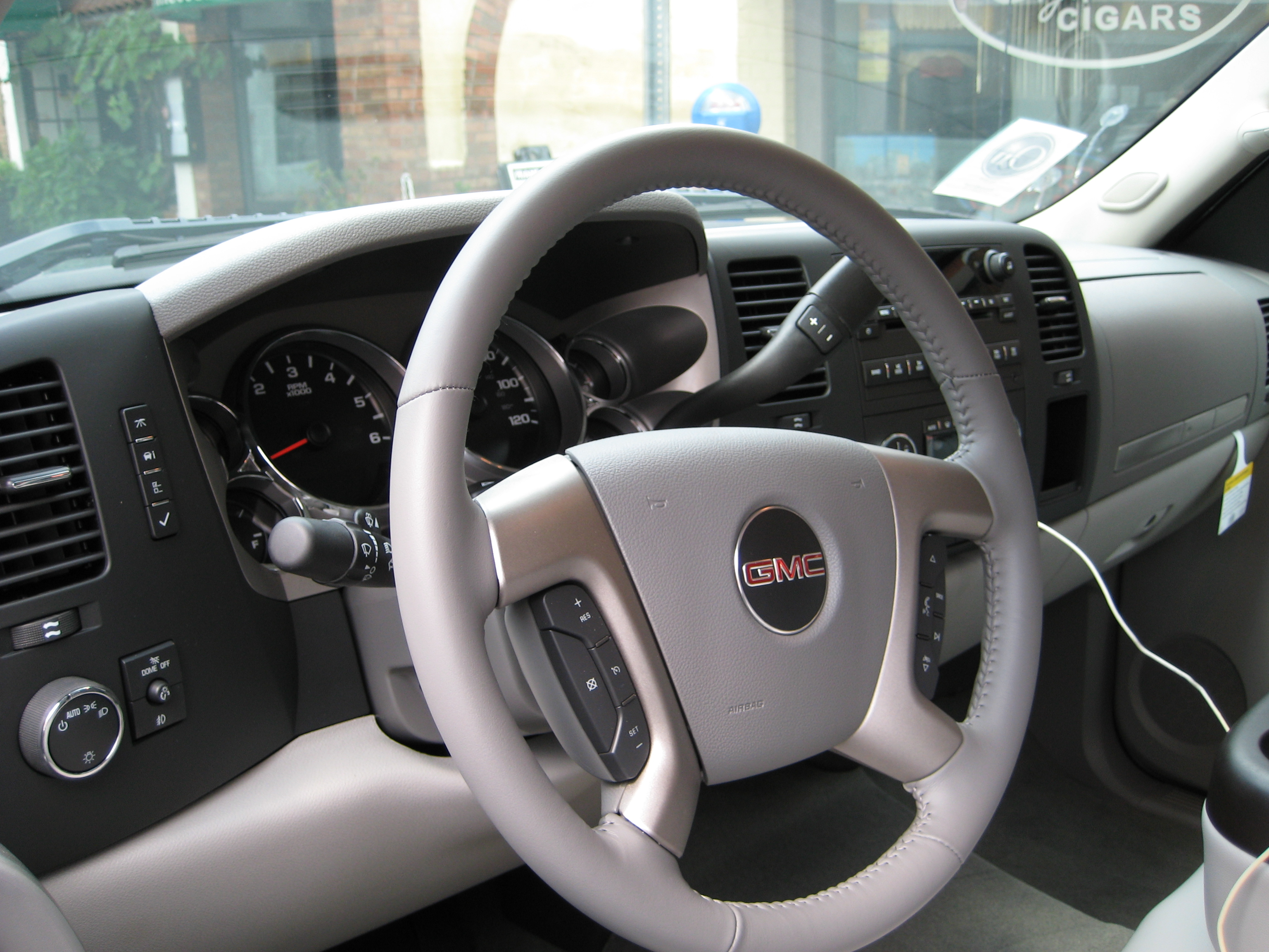 Review 2011 Gmc Sierra Sle Road Reality