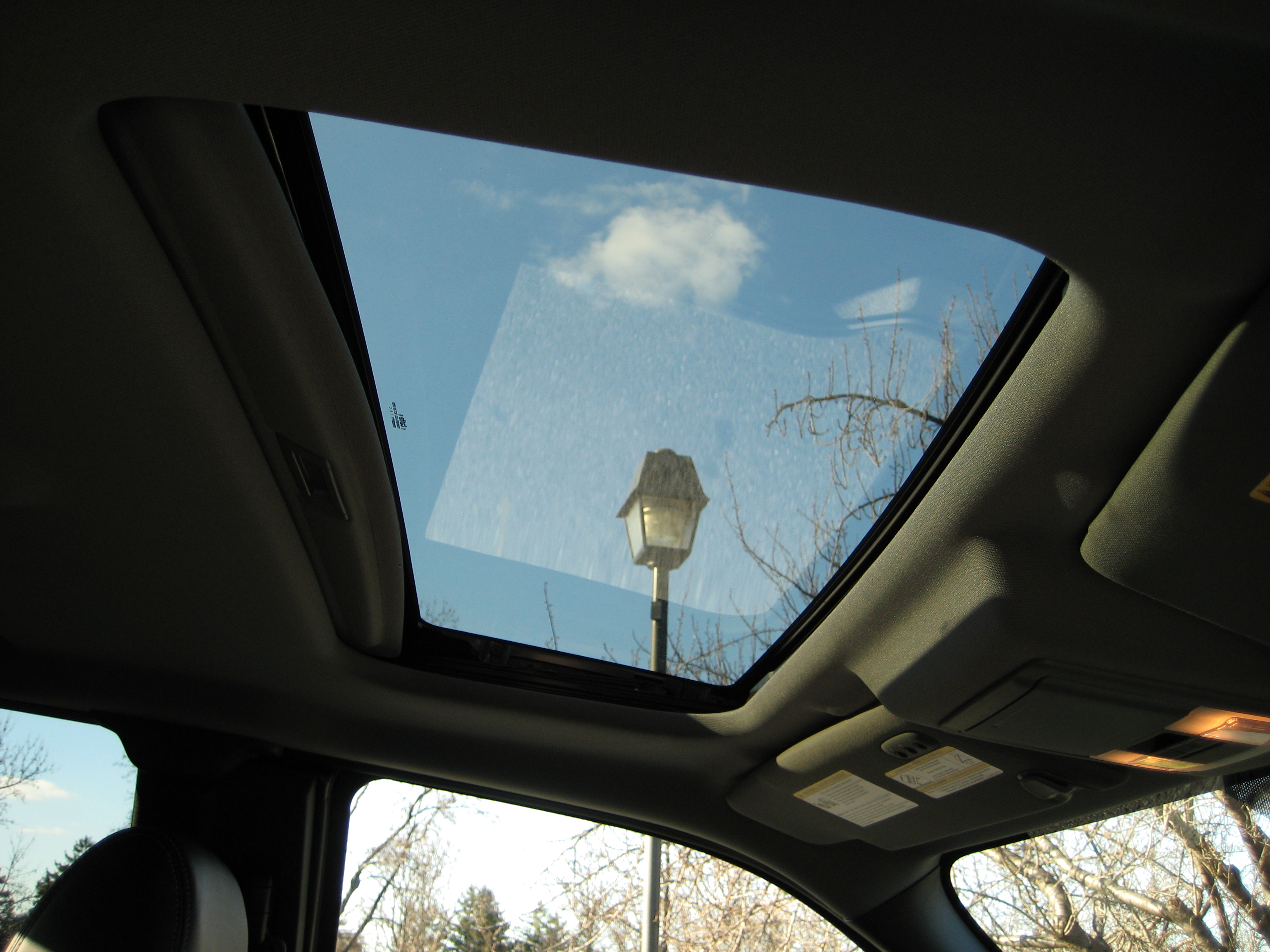 2011 ford f 150 moonroof road reality