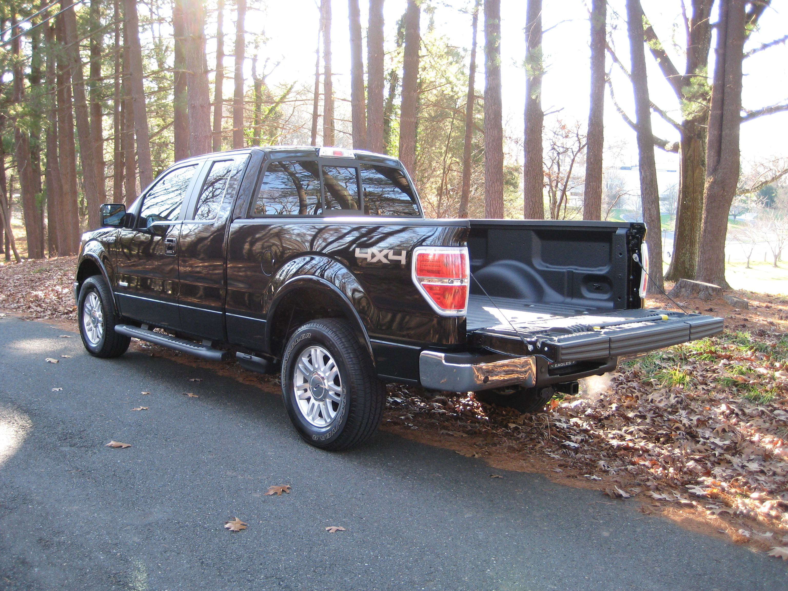 2011 ford f 150 rear side 1 road reality. Black Bedroom Furniture Sets. Home Design Ideas