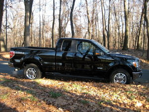 2011 Ford F-150 Side 1