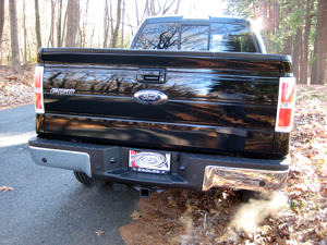 2011 ford f 150 tailgate 1 road reality. Black Bedroom Furniture Sets. Home Design Ideas