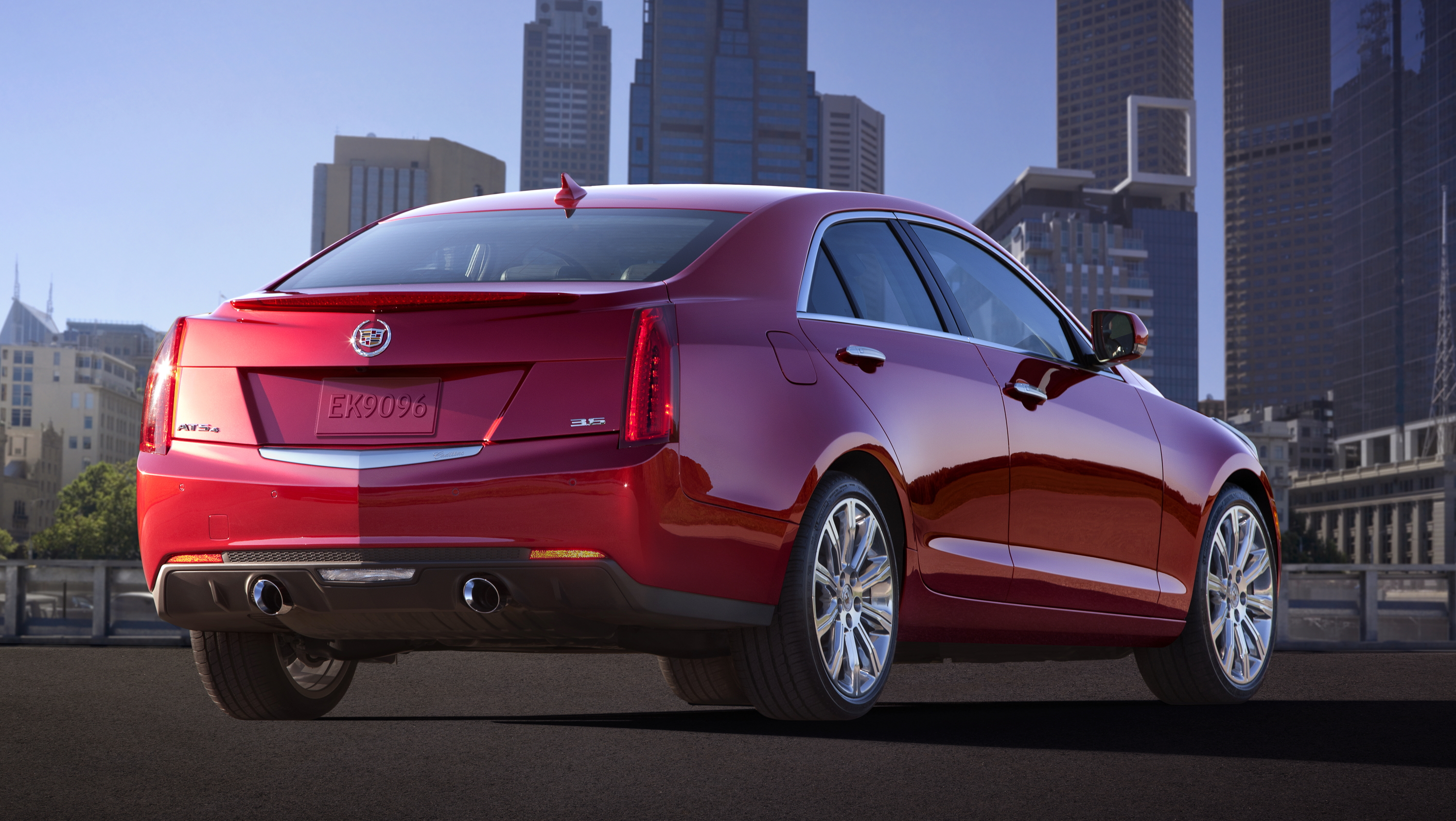 Detroit 2012: GM Announces 2013 Cadillac ATS – Road Reality