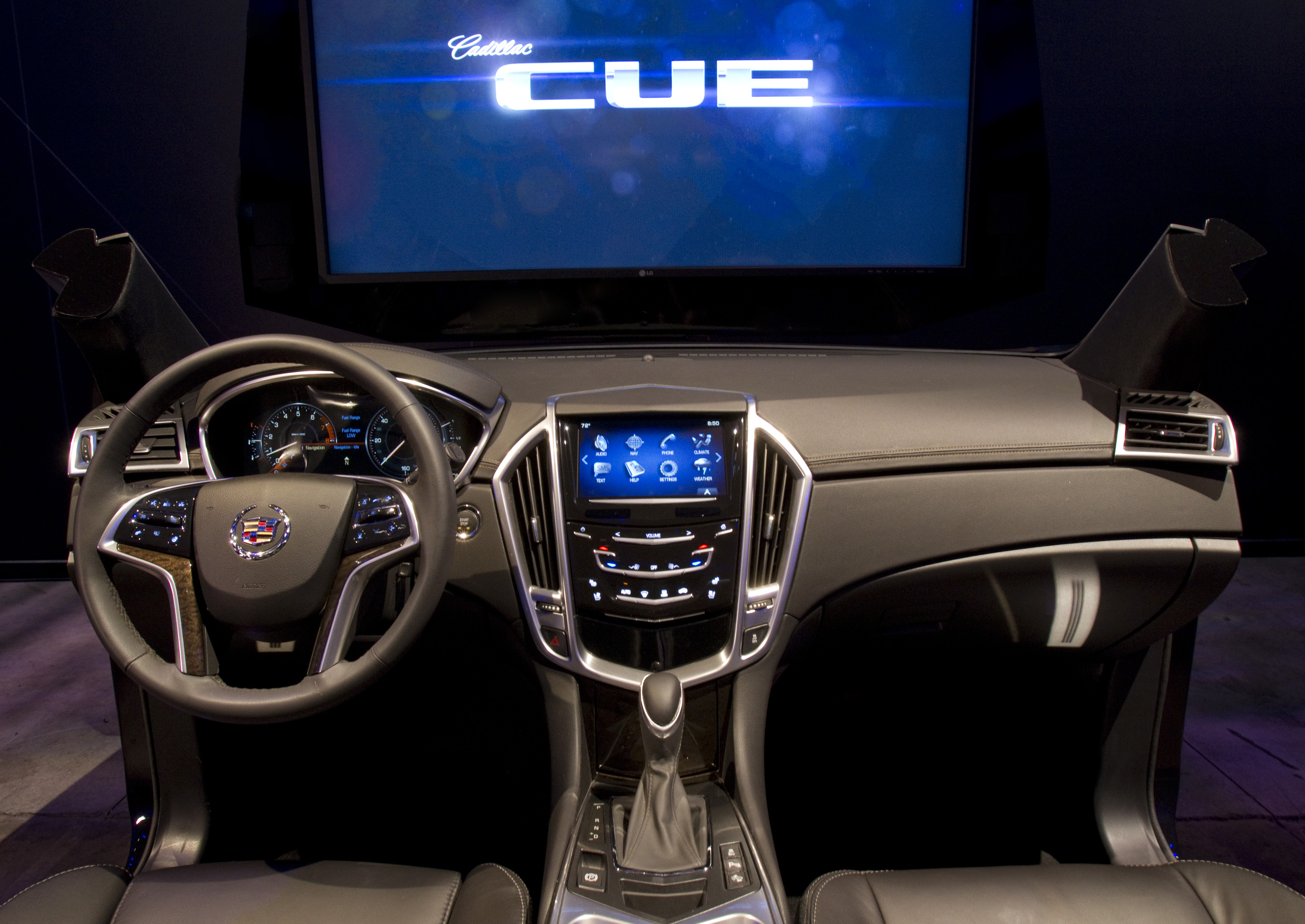 Cadillac Unveils Cue 171 Road Reality