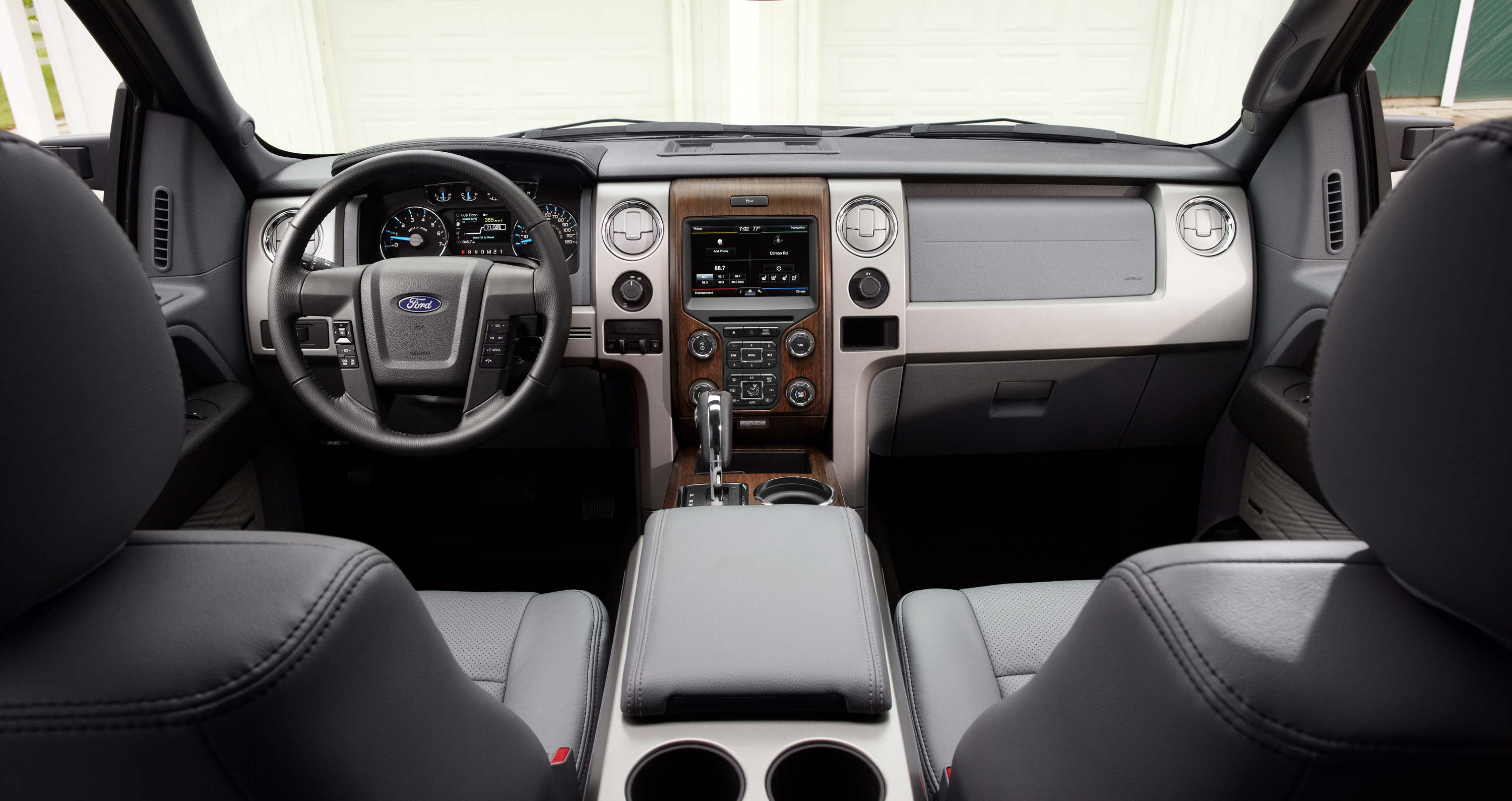 Ford Announces Changes For 2013 F 150 171 Road Reality