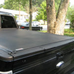 Roll-X Tonneau Cover Installed