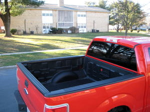 2012 Ford F-150 XLT Bed 1