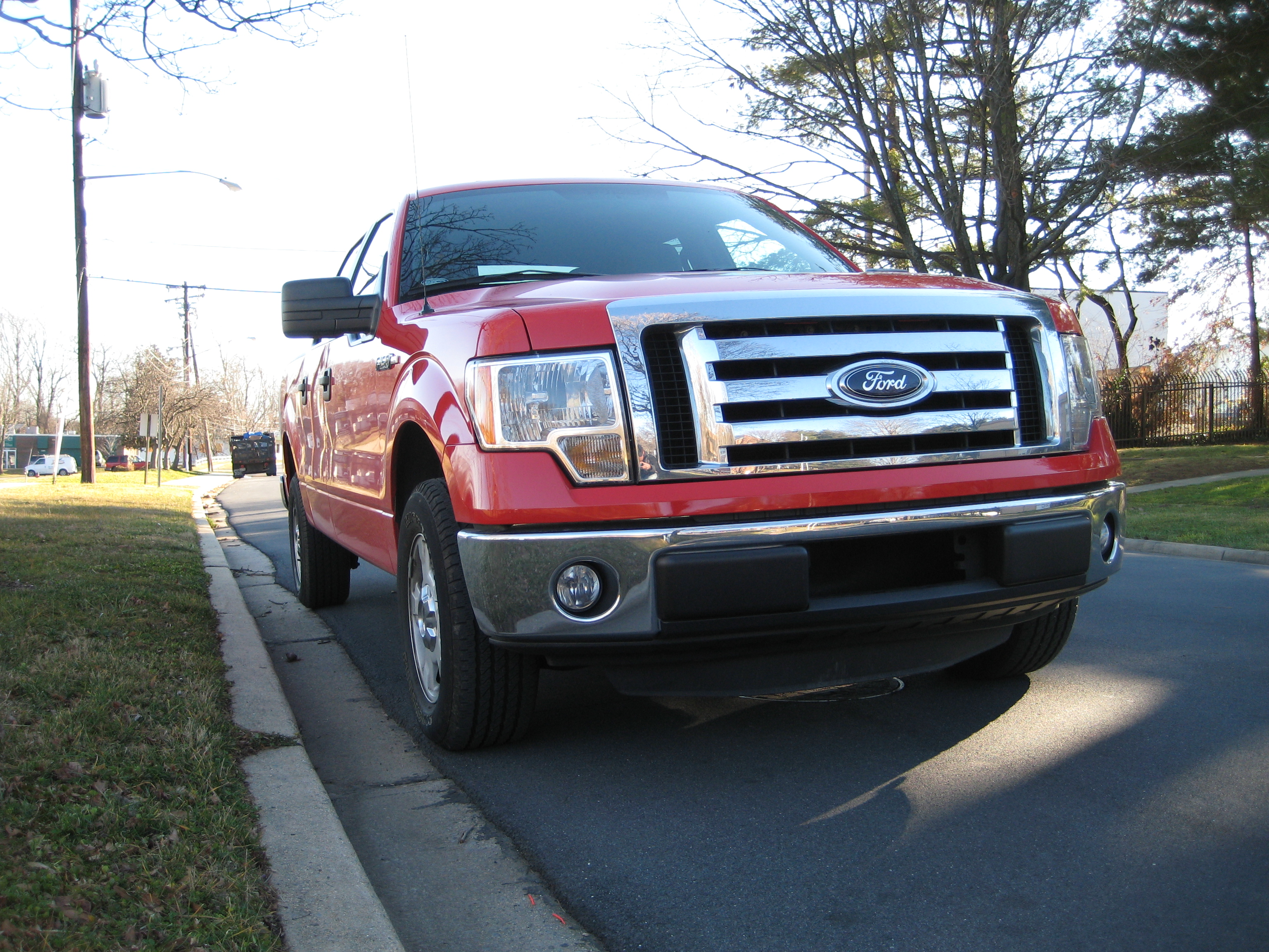 2012 Ford F 150 Xlt >> Review 2012 Ford F 150 Xlt Road Reality