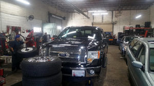 Radial Tire shop - Ford F-150