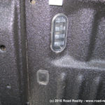 2015 Ford F-150 Bed Light - Off