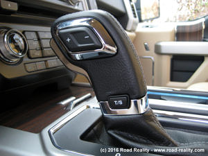 2015 Ford F-150 Gear Shift 2