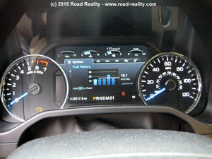 2015 Ford F-150 Instrument Cluster