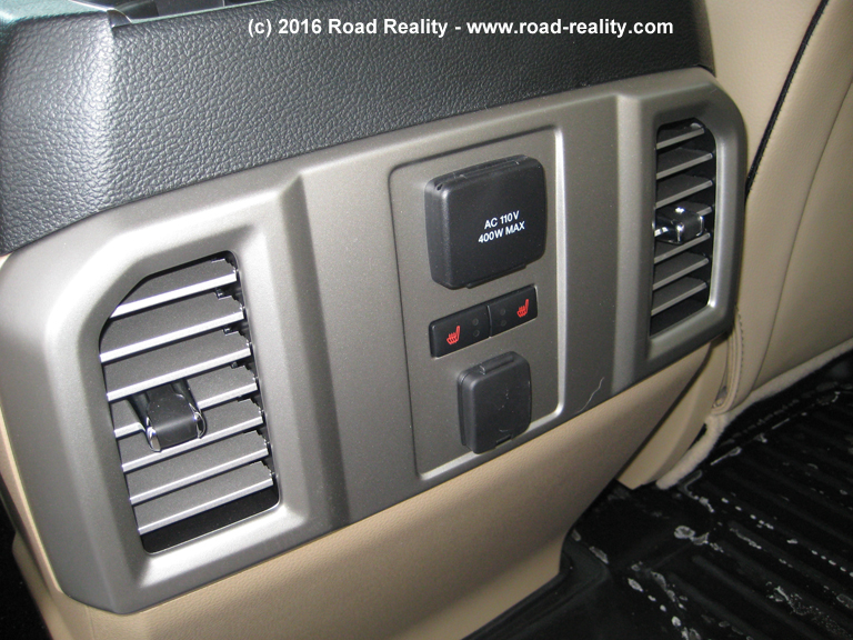 Review 2015 Ford F 150 Lariat 171 Road Reality