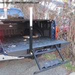 2015 Ford F-150 Tailgate Step 1