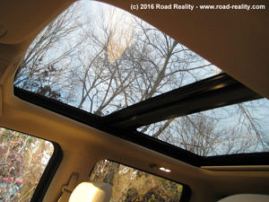 2015 Ford F-150 Twin Panel Moonroof