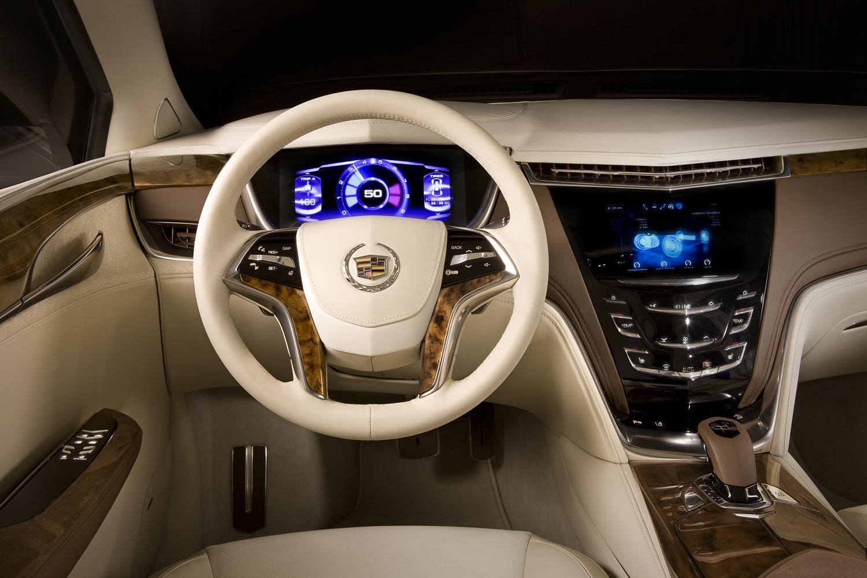 Detroit Reveal: Cadillac XTS Platinum Concept - Road Reality
