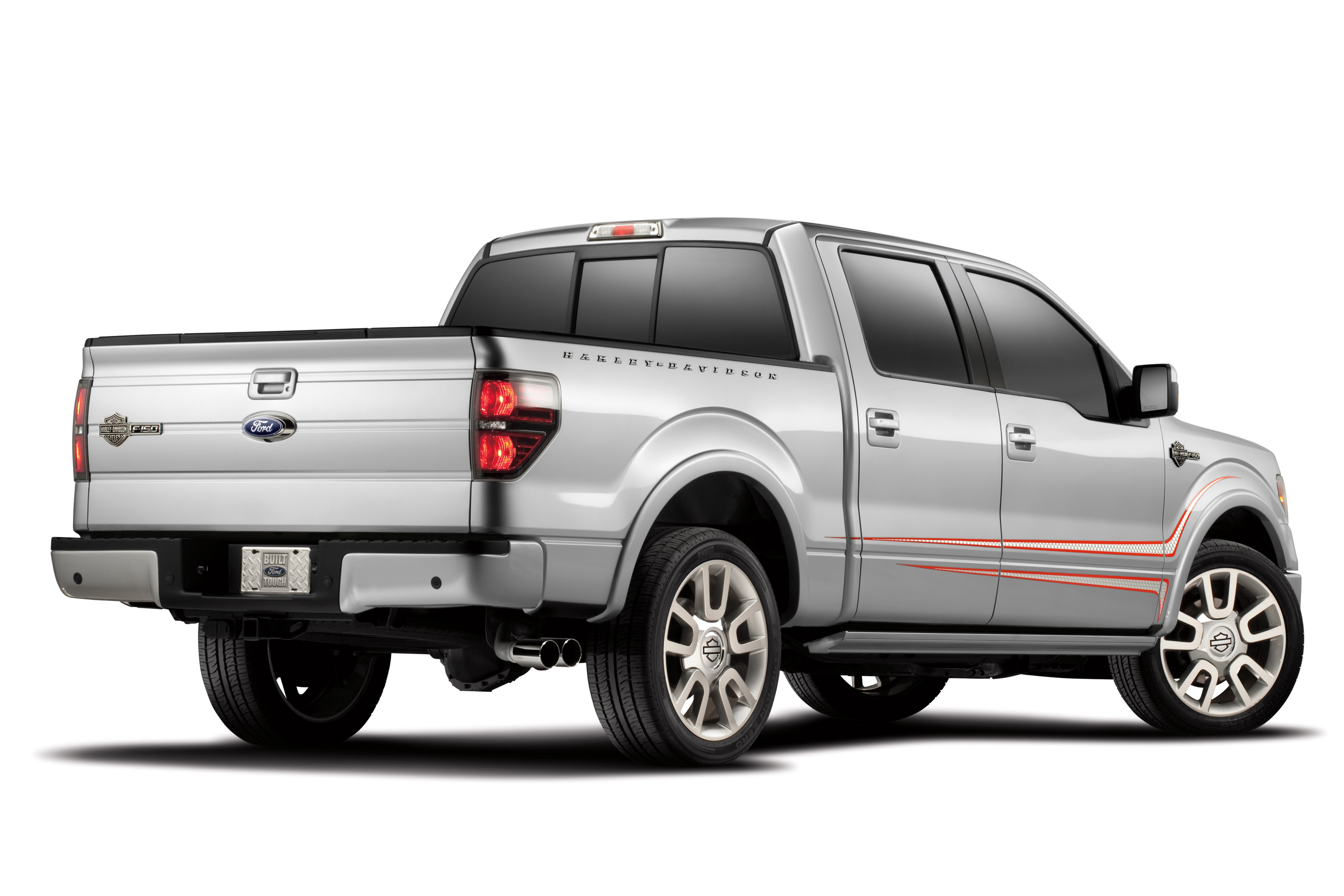 2011 Ford Harley Davidson F 150 Road Reality F150